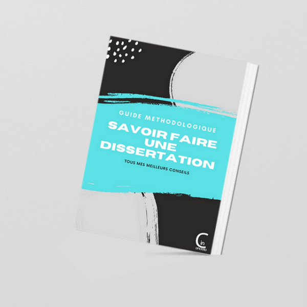 guide methodologique - savoir faire une dissertation